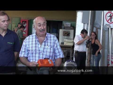 Instructivo / Tutorial de motoguadaña desbrozadora STIHL FS 280 – www.nogalpark.com