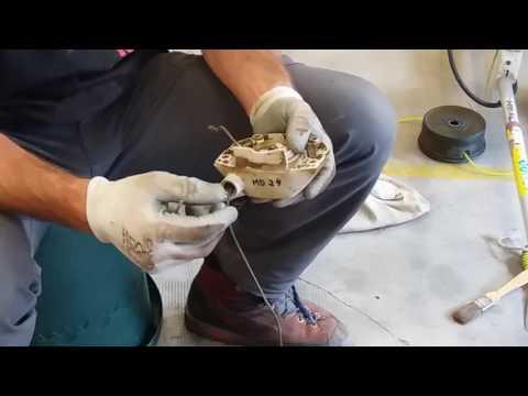 Reparación cuerda arranque motosierra Stihl 1 (Català) 20160531