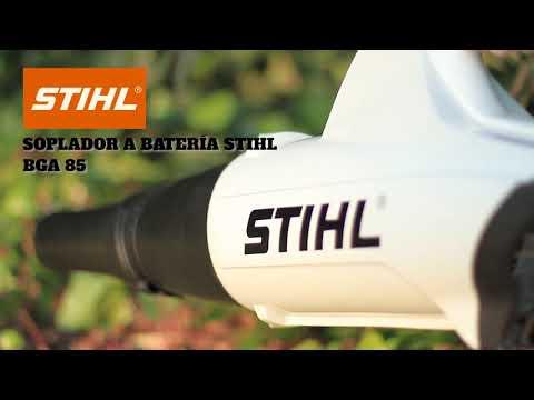 Soplador a batería BGA 85 – Stihl