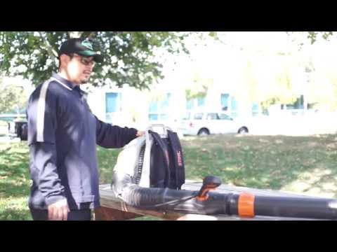 STIHL BR soplador de mochila 450 C-EF