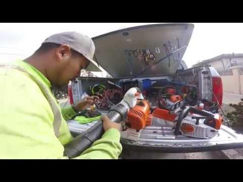 Sopladoras Stihl BR 450 C-EF en Cuernavaca Mx 9