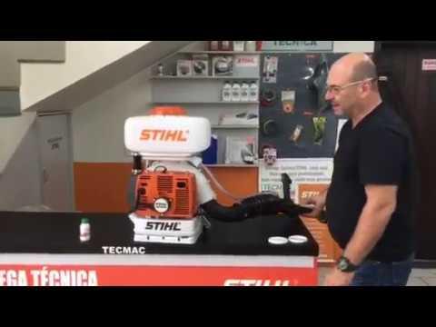 Pulverizador SR 420 Stihl a Gasolina