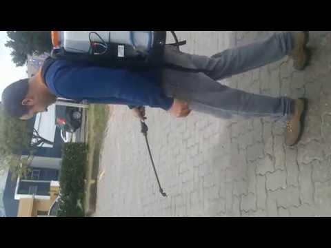 Pulverizador Stihl SG 20 a bateria