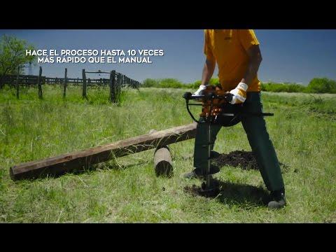 STIHL Hoyadora STIHL BT 130 | MOTORES Y REPUESTOS SA