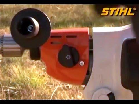 Taladro Hoyadora Stihl BT 45 | MOTORES Y REPUESTOS SA | Buenos Aires | Argentina