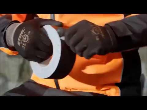 Hochdruckreiniger STIHL RE 143 PLUS, Hochdruckreiniger mit Rohrreinigungsschlauch und Spezialdüse