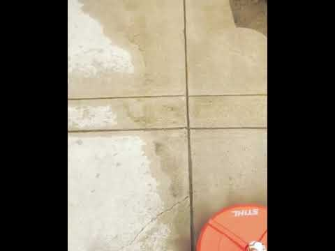 Stihl RB200 Power Washer w/Stihl Rotary Surface Cleaner