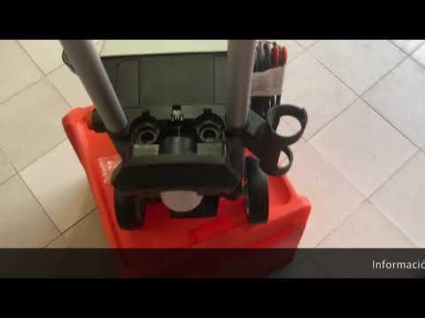 HIDROLAVADORA STIHL RE 109 , unboxing , armado y tutorial para usarla.