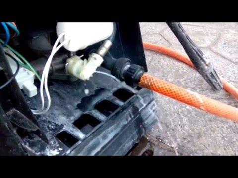 Reparar Limpiadora a Presión STIHL (perdida de agua)