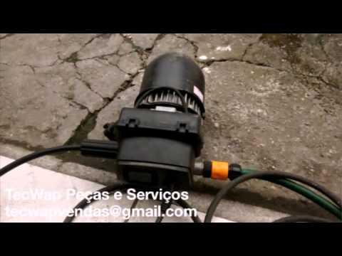 Lavadora Stihl RE 800 Sem Pressão- Parte 02(Conserto de Wap)