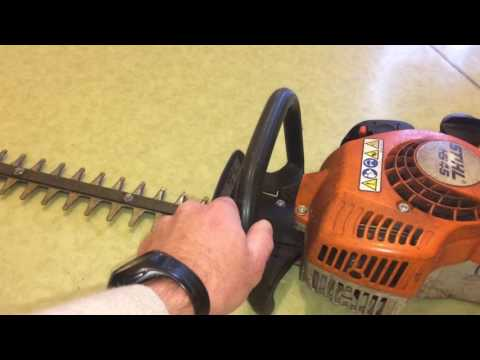 STIHL-taille haie thermique HS45