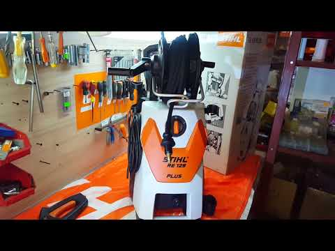 Myjka Stihl RE 129 plus / Pressure washer Stihl RE 129