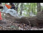 #251 Testing Battery Powered STIHL MSA 200 Chainsaw