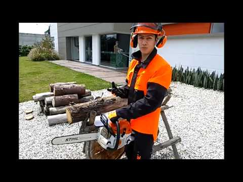 Calibración Manual STIHL M-Tronic
