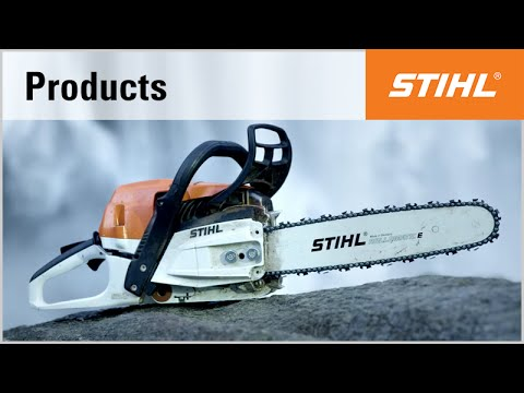 The chainsaw STIHL MS 261 C-M