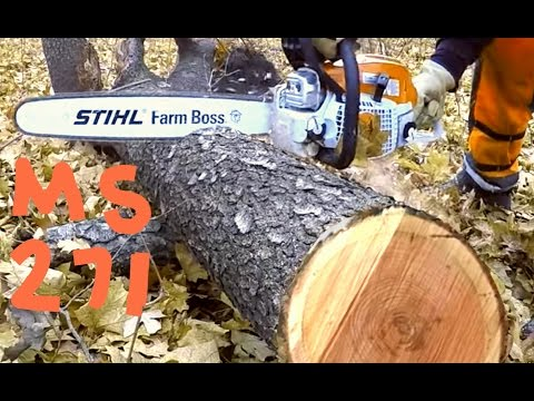 STIHL Chainsaw / MS 271 FARM BOSS