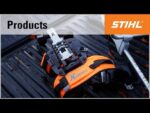 The STIHL ADVANCE X-TREEm forestry harness