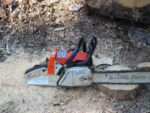 Stihl 026 Chainsaw with 20″ Bar, test