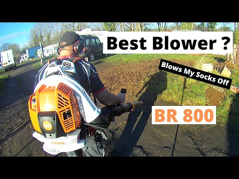 Stihl BR 800, ( Unboxing / In Depth Review / Test? )