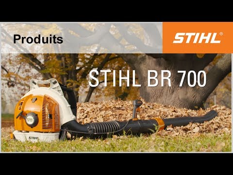 Souffleur professionnel BR 700 STIHL