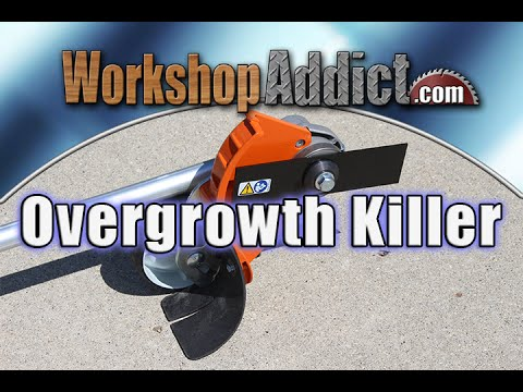 Stihl Straight Shaft Lawn Edger FC 110 Review