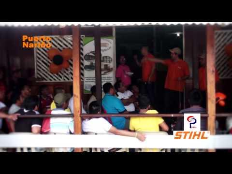 CRÉDITOS PARRA | Llegó STIHL a Puerto Nariño!!!!