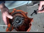 HOW TO REPLACE PULL CORD STIHL BLOWER