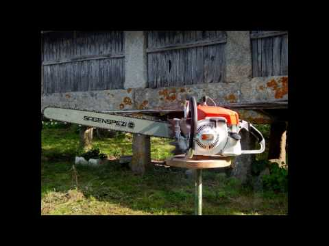Chainsaw Stihl 070 Revival.