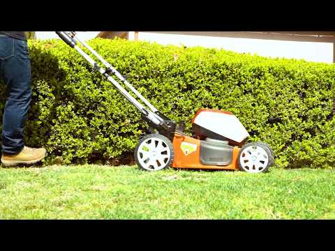 Stihl RMA 510 Cordless Electric Lawn Mower Review