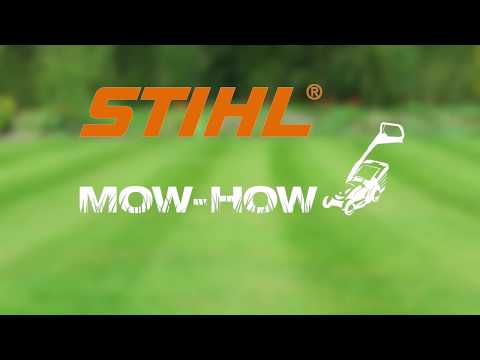 The STIHL RMA 235 Cordless Lawn Mower | STIHL GB