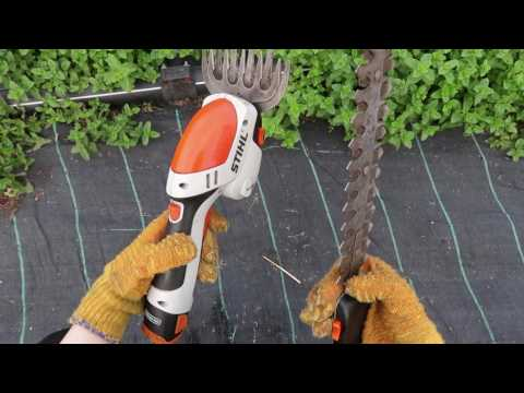 Tesoura eléctrica STIHL HSA 25