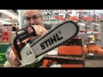 VI D7 STIHL Toy Chainsaw Christmas