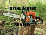 STIHL MS180 CHAINSAW REVIEW!!