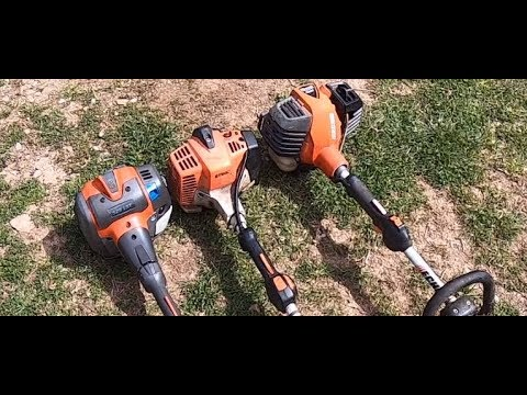 Stihl vs ECHO vs Husqvarna The Top 3!