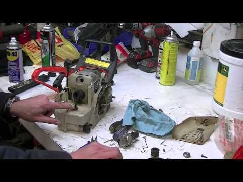 Stihl 025 Chainsaw Repair? – Part 1