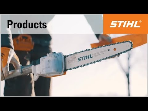 The STIHL HT 133 pole pruner