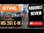 Stihl MS 261 C-M – Review