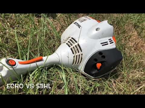 200$ ECHO VS 200$ STIHL REVIEW!