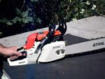 Stihl 038 Super Chainsaw with a nice Stihl 24″ ES B/C