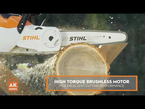 STIHL MSA 120 C-BQ Battery-Powered Chainsaw