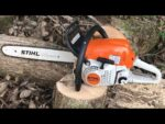 STIHL MS251C Chainsaw Review
