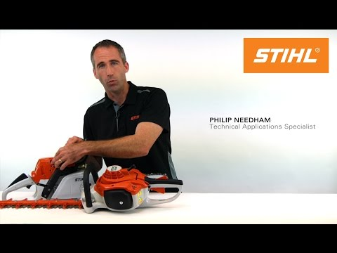 STIHL Priming Bulb: Role and benefits