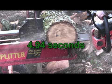 Stihl 63PS chainsaw chain comparison.