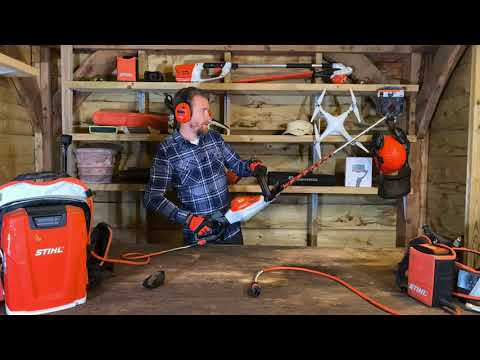 STIHL HSA 94t Review