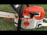 STIHL MS 362 C Review