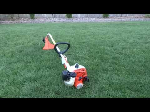 STIHL FS 45 C Trimmer with Easy2Start (How Does it Start?)