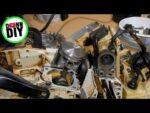STIHL MS260 Top End Rebuild & Crank Seals Replacement
