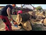 Chainsaw racing stihl ms 661 c-m vs ms 500i
