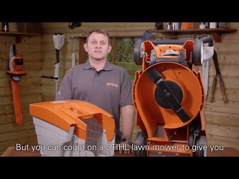 #STIHLsecrets – STIHL RMA 339 C Mower Airflow | STIHL GB