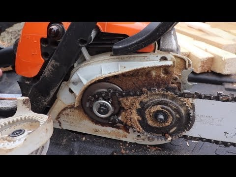 Stihl Chainsaw ~ MS 211 ~ Are they WORTH IT?